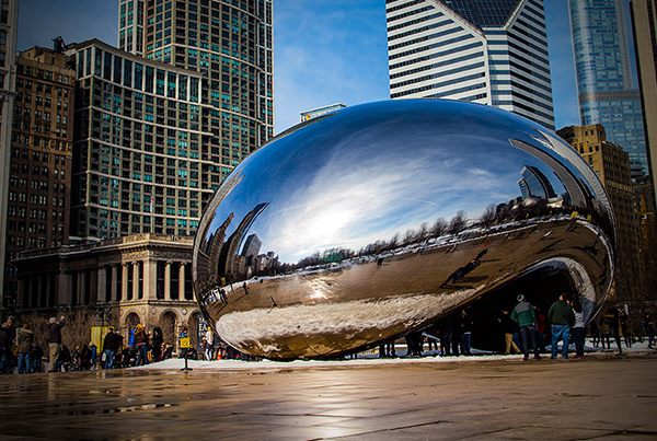 Chicago Bean 1