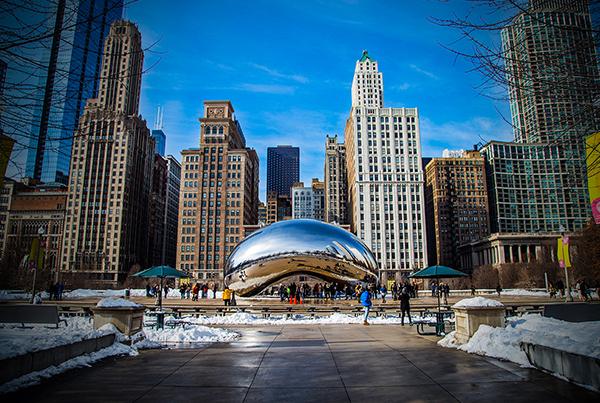 Chicago Bean 2
