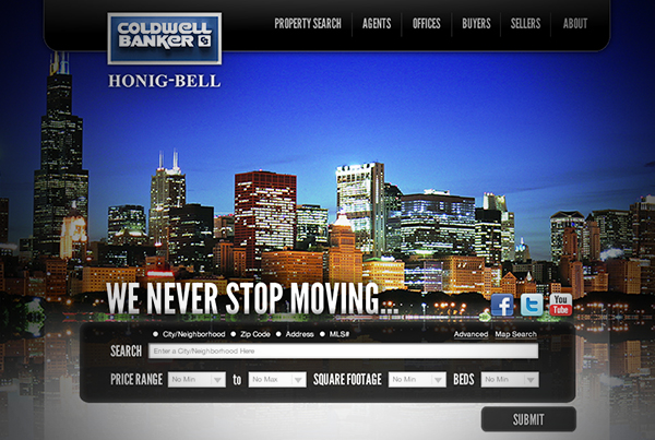 CBHB Website Concept