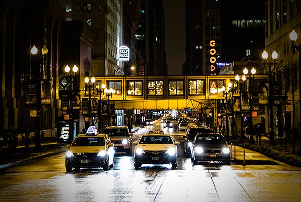 Chicago Night 2