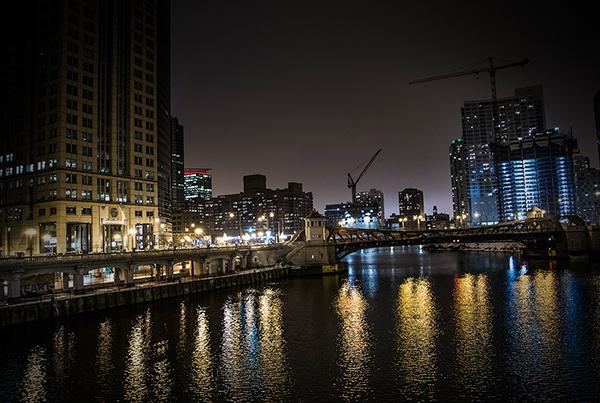 Chicago Night 4