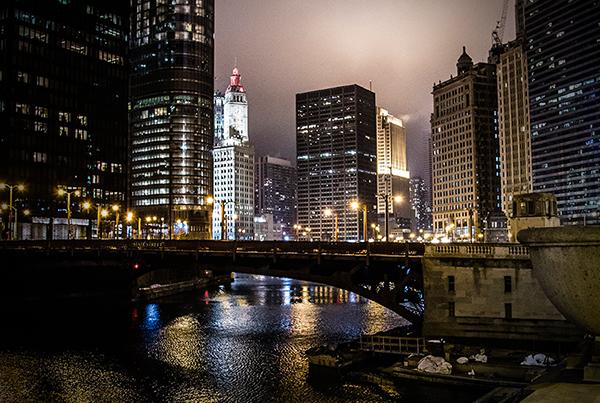 Chicago Night 5