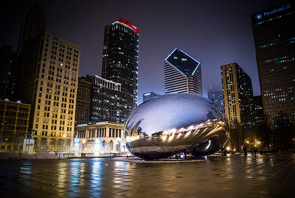 Chicago Night 7