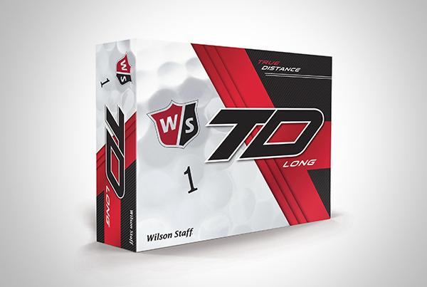 True Distance Golf Ball Packaging